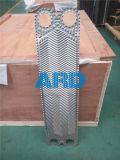 Vicarb Plate Heat Exchanger Plate V20 V28 Titanium C2000 AISI304 AISI316