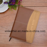 Office Supply A5 Notebook, Leather Diary Notebook