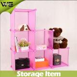 Shoe Rack Bathroom Cabinet Plastic Storage Box (FH-AL0024)