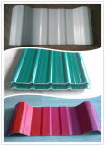 Colombia 4 Layers Asapvc Corrugated Plastic Roofing Sheets