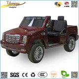 4WD Green Power Electric SUV Car 4 Seats Golf Cart Cadillac Vehicle