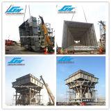 Port mobile Hopper for Cement, Coal, Fertilizer