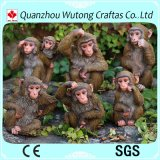 Wholesale Custom Garden DEC Resin Monkey Statue