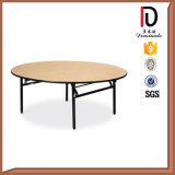 Round Dining Table for Hotel & Banquet (BR-T009)