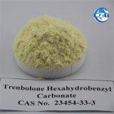 99% Tren H Raw Materials Steroid Trenbolone Hexahydrobenzyl Carbonate