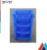 Plastic Rattan Design Mat Finish Cabinet Mould