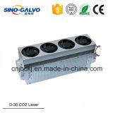 30W RF CO2 Laser Tube for Fractional CO2 Laser