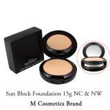 Foundation Makeup mac Sun Block Foundation 15g