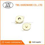 14mm Golden Magnetic Snap