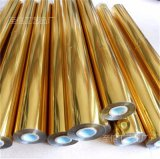 Hot Foil Stamping Roll Type Gold and Silver Heat Transfer Paper, 640mm*120m/Roll