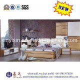 Customized Wooden Bed Economical Hotel Bedroom Furniture (SH-009#)