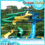 Used Fiberglass Kids Water Slide/Water Slide for Sale