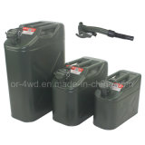 Hot Selling! 10L Steel Military Explosionproof Fule Tank