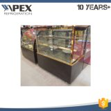 Countertop Commercial Glass Display Refrigerator Cake Showcase