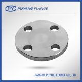 Forged Stainless Steel Blind Pipe Flange (PY0023)