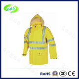 Winter Reflective Padded High Visibility Safety Jacket