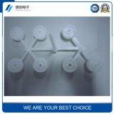 PP White Plastic Parts & Plastic Injection Molding