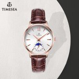 Fassional Women′s Quartz Watch with a Big Seconds Dial 71047