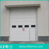 Automatic Overhead Sectional Door for Warehouse