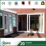 PVC Plastic Door Australian Standard Impact Resistant Patio Sliding Doors