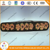 Tvvb Round and Flat Rubber Elevator Cables for Passenger Lift