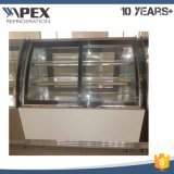 Refrigerated Bakery Pastry Display Showcase for Cake Bread Sandwich