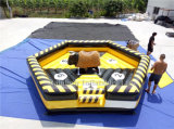 Hot Design Inflatable Mechanical Bull Ride Game