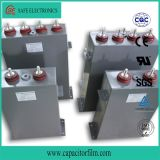 600VDC 1000UF Oil Type High Voltage Filter Capacitor