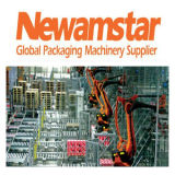 Newamstar Stereoscopic Warehouse Rail Guide Vehicle