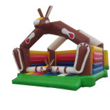 Inflatable Donkey Bouncy House for Kids