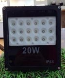 20W Fll017 Excellent Power Factor LED Floodlamp