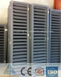 Outdoor Shutters Made by Aluminium Extrusion Profiles