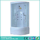 5mm Tempered Glass Steam Bath Room with CE Certification (LTS-681-B)