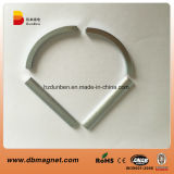 N50 Segment Motor Neodymium Magnet with Ce Certification