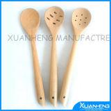 Calphalon 3-Piece Wood Spoon Utensil Set