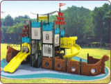 Outdoor Playground-Pirate Ship (ATX-11063A)