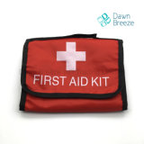 Tri-Fold First Aid Bag with Handle and Hanging Loop