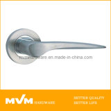 Beautiful Design Stainless Steel Door Handle on Rosette S1011