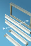 Aluminium Profile for Encapsulating Compound Aluminum Profiles