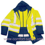 Safety Jacket /Safety Coat /Safety Clothes (SJ13)