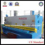 Hydraulic Guillotine Shearing and Cutting Machine, QC11y-6X2500 Guillotine Shearing and Cutting Machine, Steel Plate Shearing and Cutting Machine