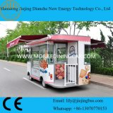 Popular Baking Food Truck for Sale with Displaying Cabinet (CE)