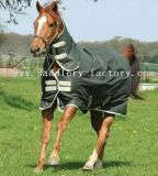 Green Ripstop Winter Horse Blanket (SMR1561)