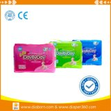 Softbreath 3D Disposable Baby Diapers with Magic Tape