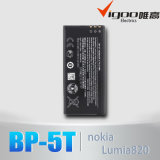 Battery 3.7V 1650mAh BP-5T Lithium Battery for Nokia Lumia 820