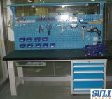 Multifunctional Stainless Steel Workbench for Workshop or Office