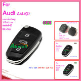 Remote Key for Auto Audi A3 with 3 Buttons 433MHz with ID48 Chip 8V0 837 220 D