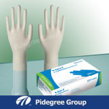 Textured Cleanroom Powder Free PVC Vinyl Gloves