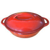 European Cast Iron Enamel, Cookware (CL-A103)