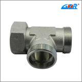 Tee Hydraulic Fitting (XC-CC)
